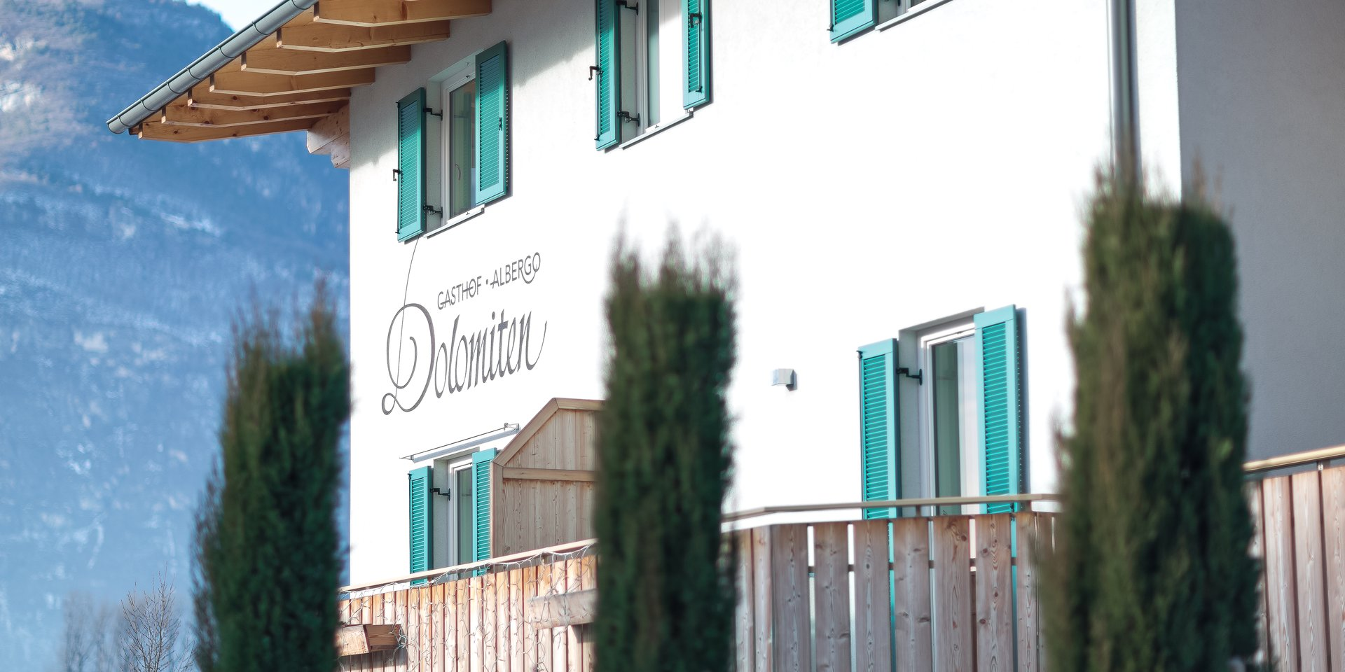 Pension Dolomiten